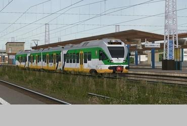 Open Rails - The Train